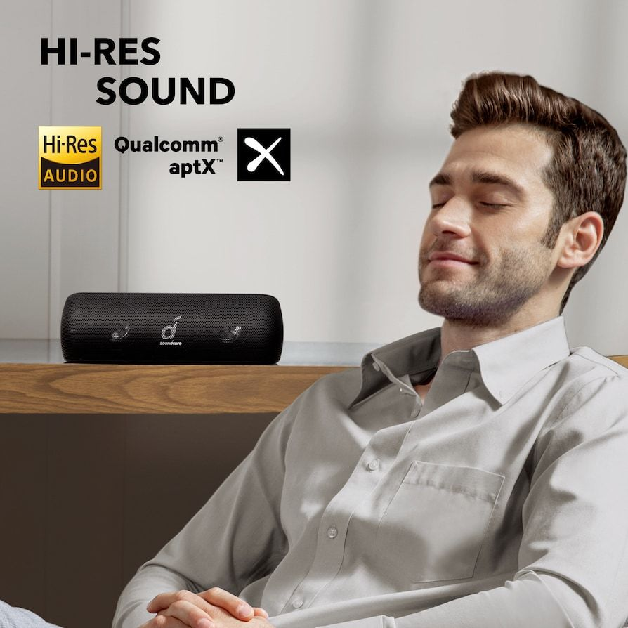 Hi-res sound