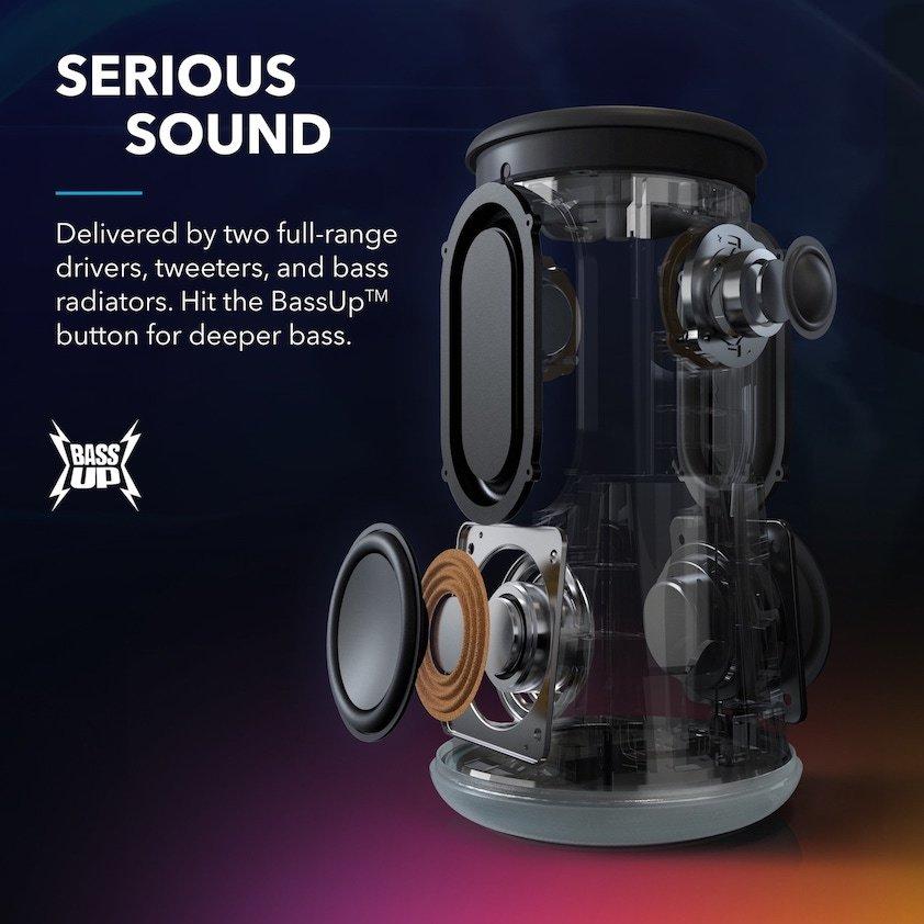 Soundcore Flare+ Bluetooth Lautsprecher