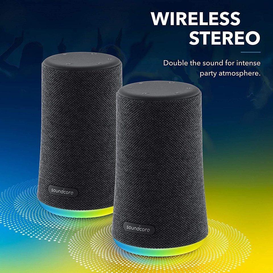 Anker | Soundcore Flare Mini Bluetooth Speaker