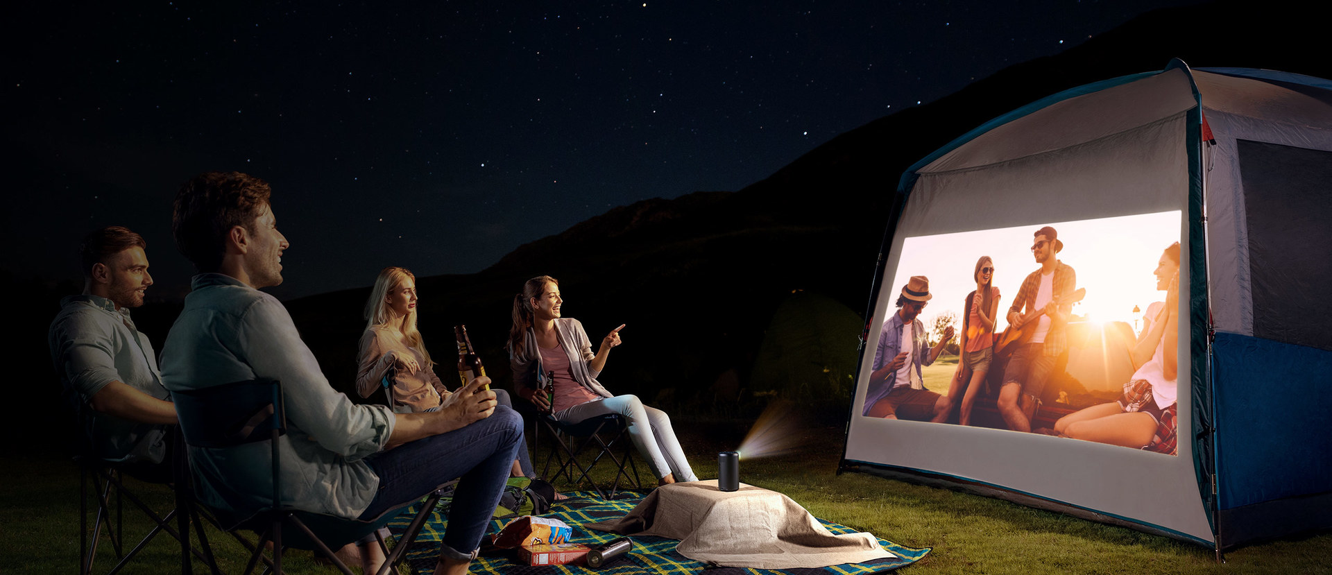 Nebula | Portable Projectors
