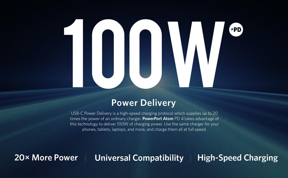 PowerPort Atom PD 4