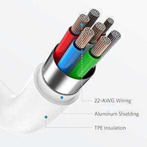 Anker Powerline II Type C to Lightning Cable 6ft [A8633021] Pakistan brandtech.pk