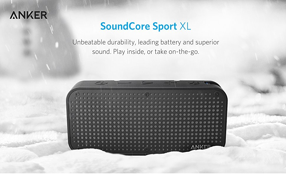Anker | SoundCore Sport XL Bluetooth Speaker