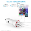 anker - Chargers - PowerDrive 2 Ports & 3ft Micro USB to USB Cable # 6