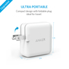 anker - Chargers - PowerPort 2 Ports # 4