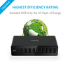 anker - Chargers - PowerPort 10 Ports # 4