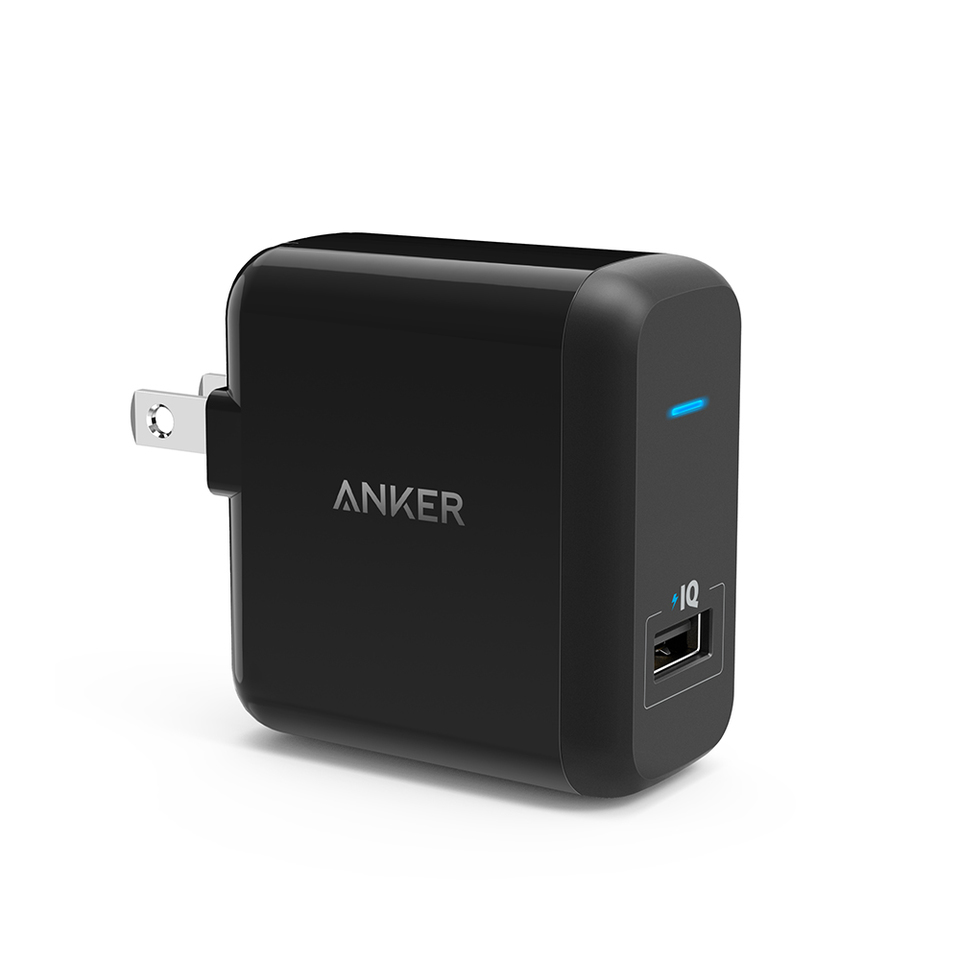 anker - Chargers - PowerPort+ 1 Port # 1