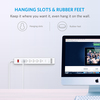 anker - Chargers - PowerPort Strip 6 Outlet 4 USB Port  # 7