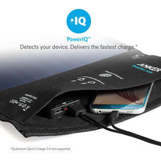 anker - Chargers - PowerPort Solar 2 Ports # 2