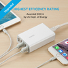 anker - Chargers - PowerPort 5 Ports # 7