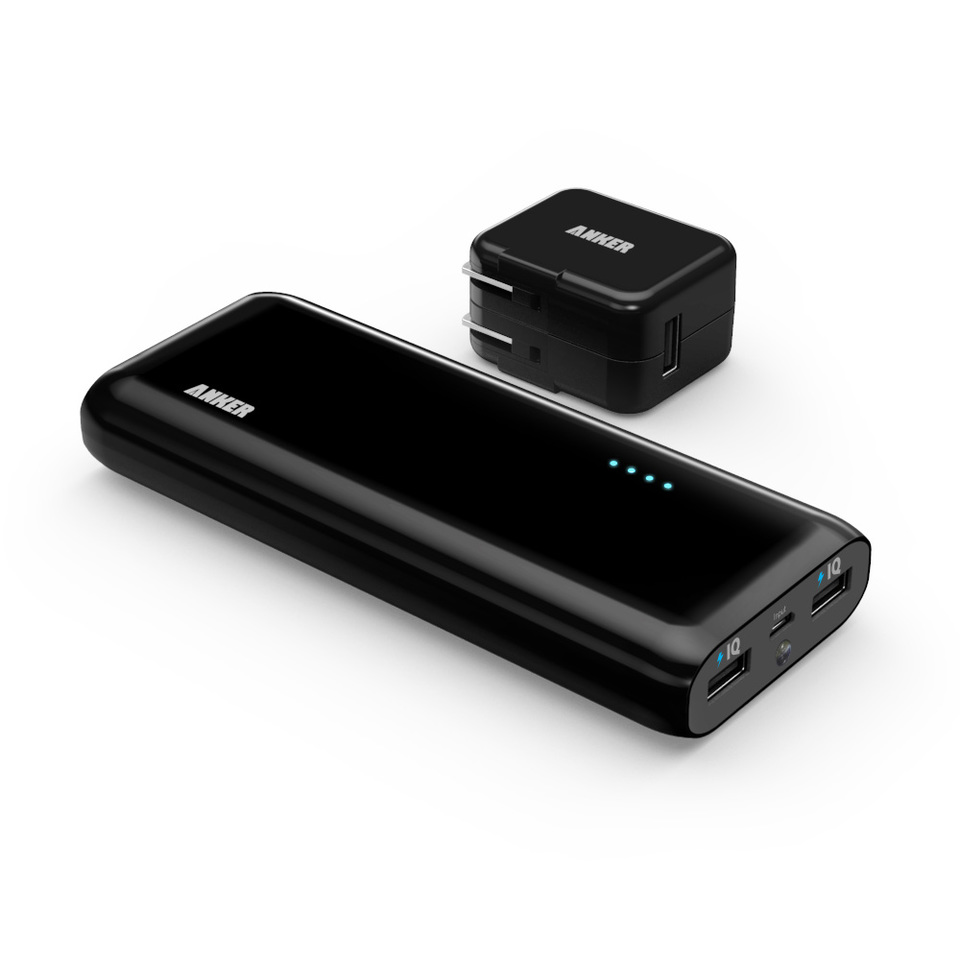 anker - Power Banks - Astro E4 13000mAh Portable Charger & Power Adapter # 1