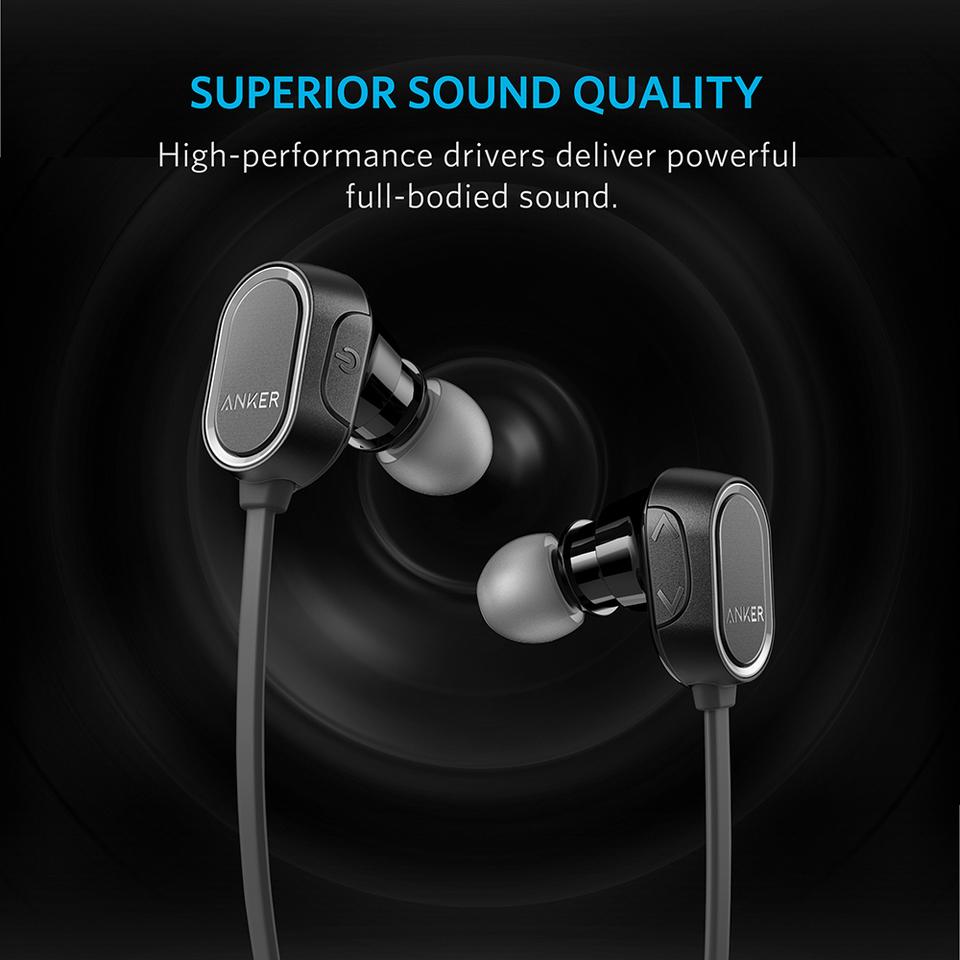 Anker Soundbuds Sport Bluetooth Headphone