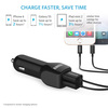 anker - Chargers - 2 Port Car Charger & Lightning Cable # 3