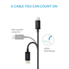 anker - Chargers - 2 Port Car Charger & Lightning Cable # 5