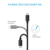 anker - Chargers - 2 Port Car Charger & Micro USB Cable # 5