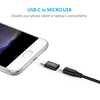 anker - Cables - USB-C (male) to Micro USB Adapter (female)  # 2
