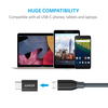anker - Cables - USB-C (male) to Micro USB Adapter (female)  # 3
