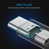 anker - Cables - USB-C (male) to Micro USB Adapter (female)  # 4