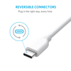 anker - undefined - PowerLine 3ft USB-C to USB-C 2.0  # 3