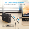 anker - Chargers - PowerPort+ 5 Ports USB-C  # 6