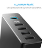 anker - Chargers - PowerPort+ 5 Ports USB-C  # 2
