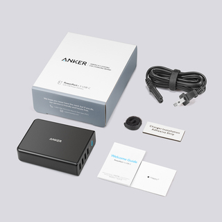 anker - Chargers - PowerPort+ 5 Ports USB-C  # 7