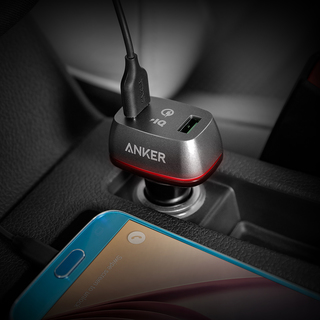 anker - Chargers - PowerDrive+ 2 Ports # 8