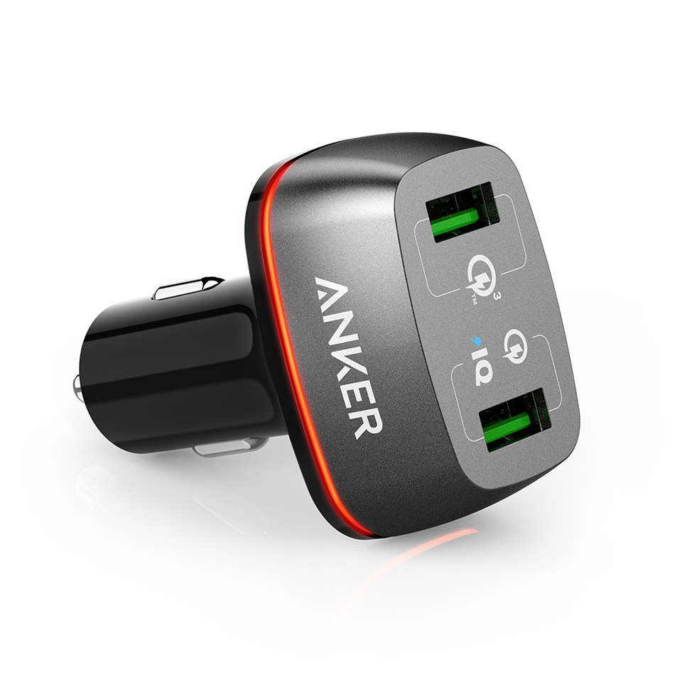 anker - undefined - PowerDrive+ 2  Ports # 1