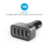 anker - Chargers - 4 Port Car Charger # 4