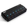 anker - Data Hub - 7-Port Hub with 36W Power Adapter USB 3.0 # 8