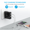 anker - Chargers - PowerPort+ 3 Ports # 7