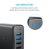 anker - Chargers - PowerPort Speed 5 Ports # 5
