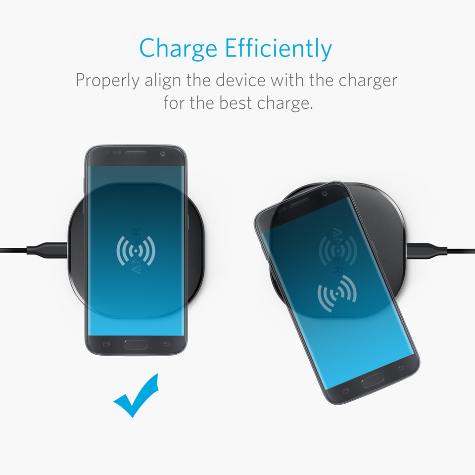 Anker Powerport Wireless 10 Mobile Phone Charger Circuit Diagram Pdf Simple The 10w Charging Pad