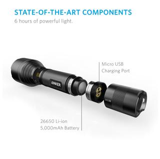 anker - Home Improvement - LC130 Flashlight # 5