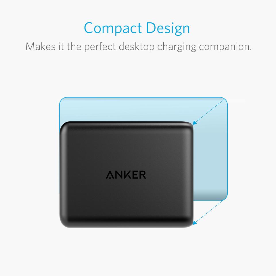 Anker | PowerPort Speed 5 Ports