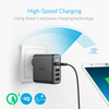 anker - Chargers - PowerPort Speed 4 Ports # 2