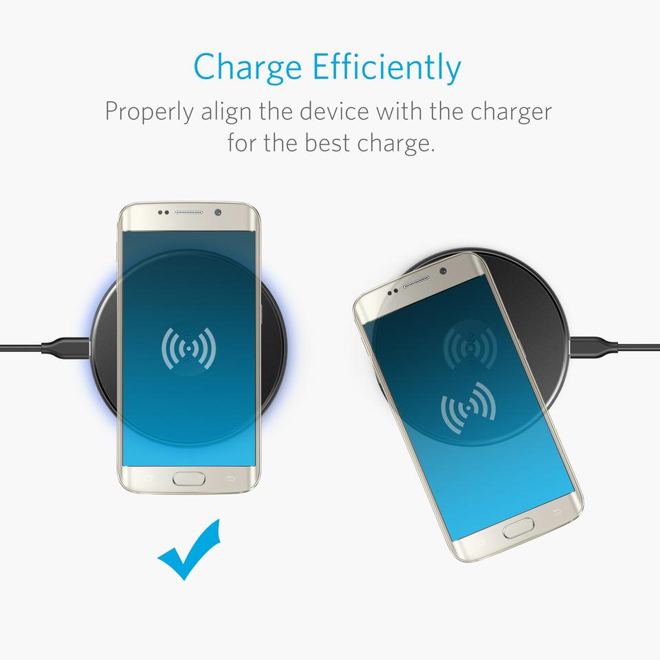 Anker   PowerPort Wireless 5