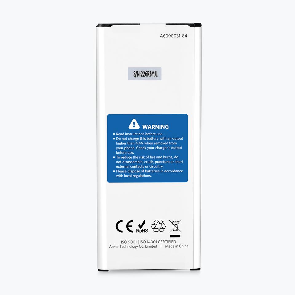 Anker | Samsung Galaxy Note 4 3220mAh Li-ion Battery