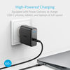 anker - Chargers - PowerPort Speed 1 USB-C Port # 2