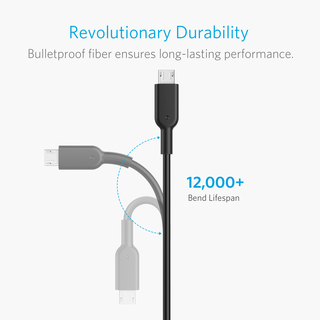 anker - Chargers - PowerDrive Elite 2 Ports with Micro USB Cable # 4
