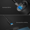 anker - Chargers - PowerDrive Elite 2 Ports with Micro USB Cable # 5