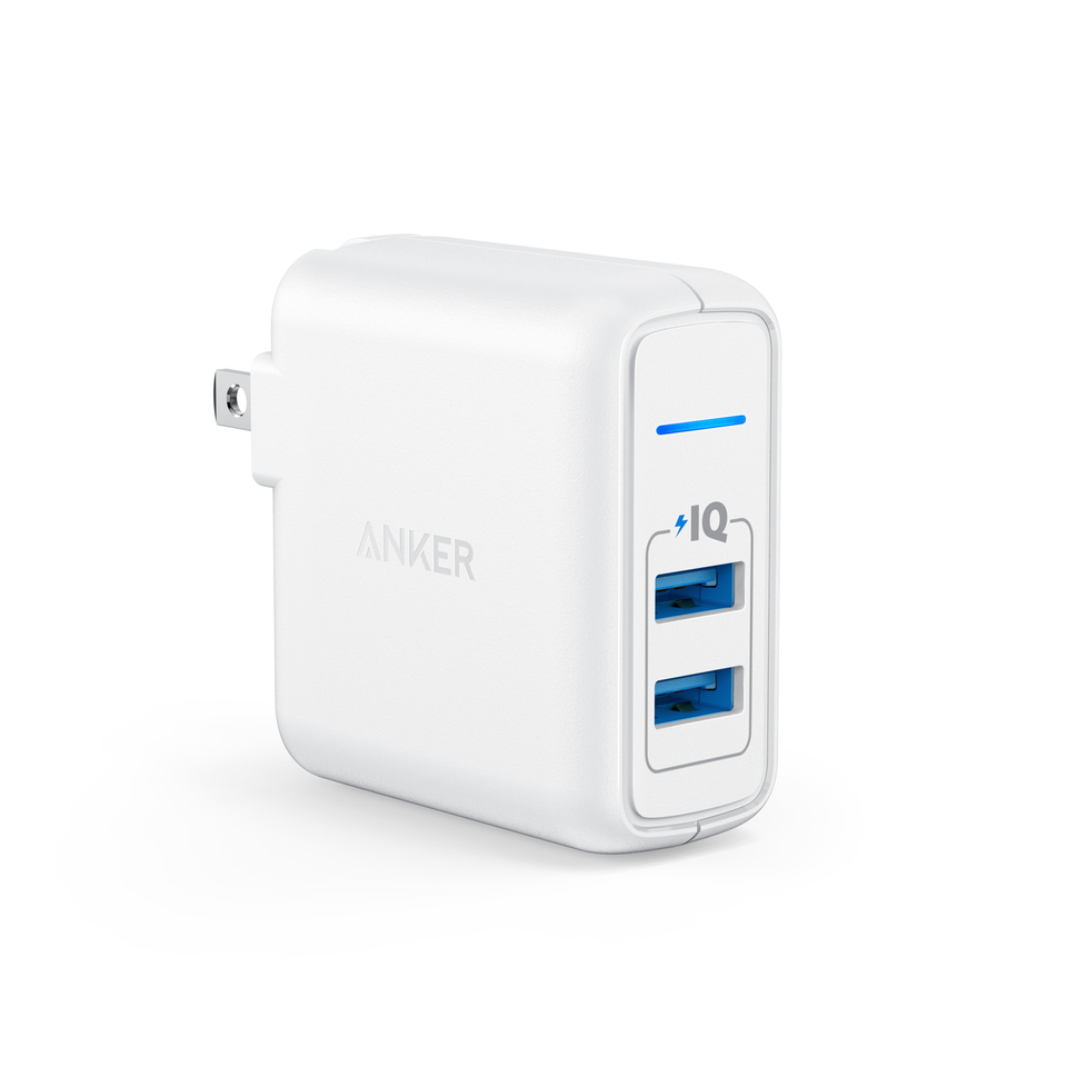 anker - Chargers - PowerPort Elite 2 Ports # 1