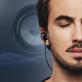 anker - Audio - SoundBuds Tag In-Ear Bluetooth Headphone # 9