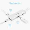 anker - Data Hub - Premium USB-C Hub with HDMI and Power Delivery # 2