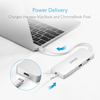 anker - Data Hub - Premium USB-C Hub with HDMI and Power Delivery # 3