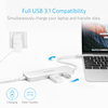 anker - Data Hub - Premium USB-C Hub with HDMI and Power Delivery # 4