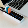 anker - Data Hub - USB 3.0 SuperSpeed 10-Port Hub  # 7