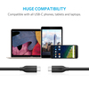 anker - undefined - PowerLine USB-C to USB-C 3.1  # 5