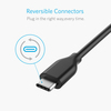anker - Cables - PowerLine 10ft USB-C to USB 3.0 # 4