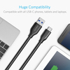 anker - Cables - PowerLine 10ft USB-C to USB 3.0 # 5